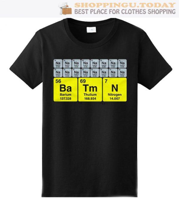 Na Na Na Na Na Ba Tm N Sodium SP T-Shirt
