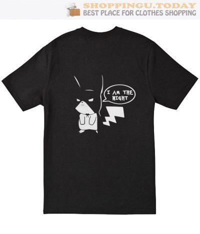 Pikachu Batman SP T-Shirt