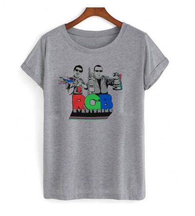 Awesome Hardware – RGB Everything LT T shirt