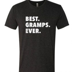 Best Gramps Ever Shirt