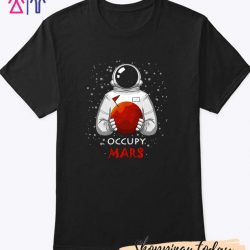 Occupy Mars T Shirt