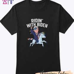 Ridin' With Biden T-Shirt