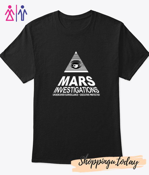 Veronica Mars Investigations logo T-Shirt