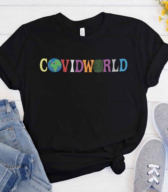 COVIDWORLD T-shirt