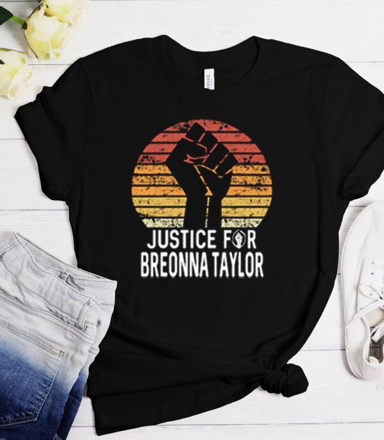 JUSTICE FOR Breonna Taylor Black Lives Matter Civil Rights Cool Trending T-Shirt