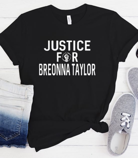 Justice For Breonna Taylor nice Cool Trending T-Shirt