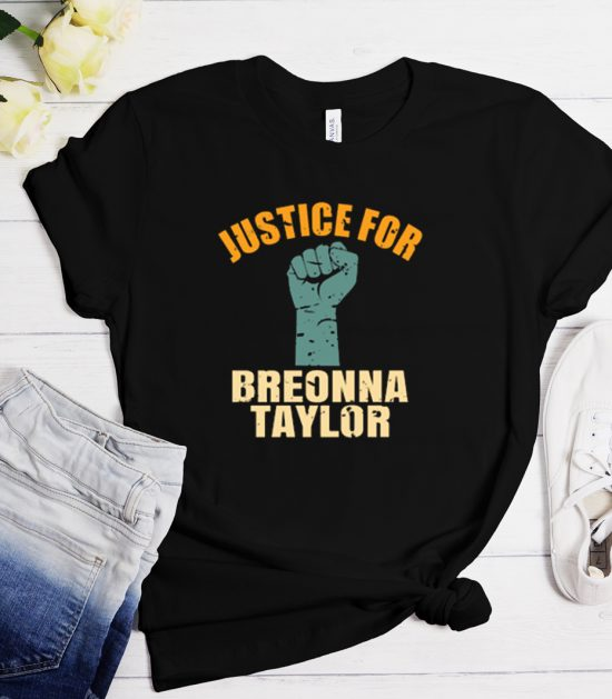 Justice for Breonna Taylor Cool Trending T-Shirt