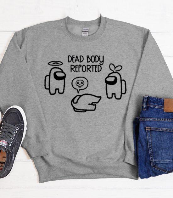 Among Us - Impostor or Crewmate Cool Trending Sweatshirt