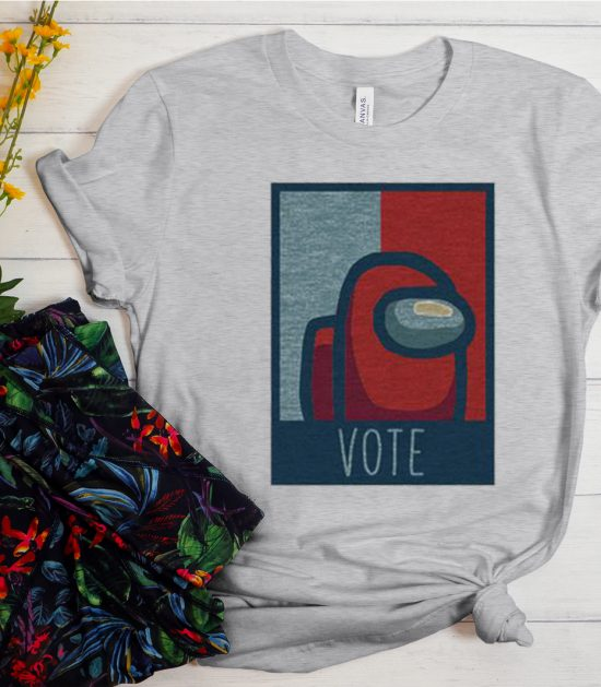 Among Us Vote Cool Trending T Shirt