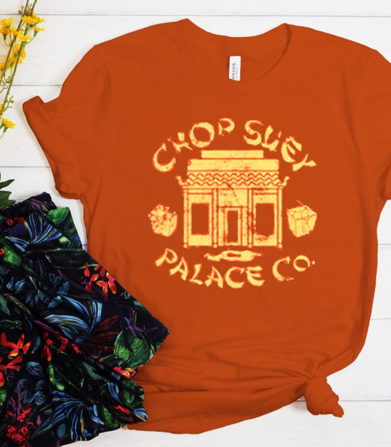 Chop Suey Palace Co Christmas Story Cool Trending T Shirt
