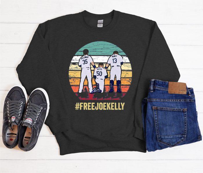 Free Joe Kelly Cool Trending Sweatshirt