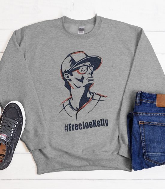 Joe Kelly Dodger Cool Trending Sweatshirt