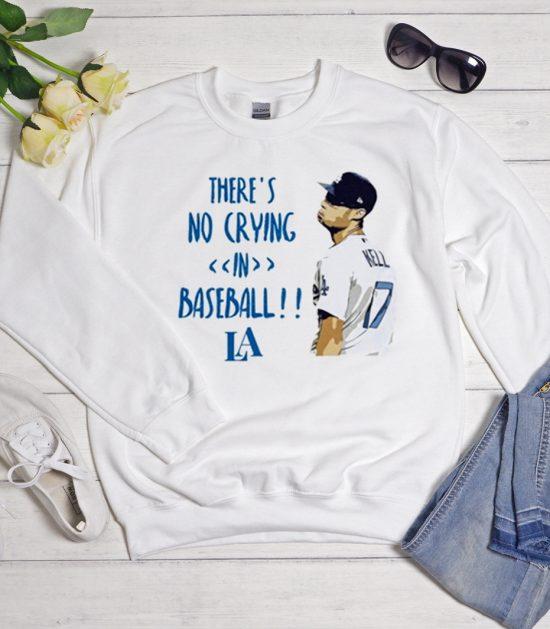 Joe kelly Los angeles Dodgers Cool Trending Sweatshirt