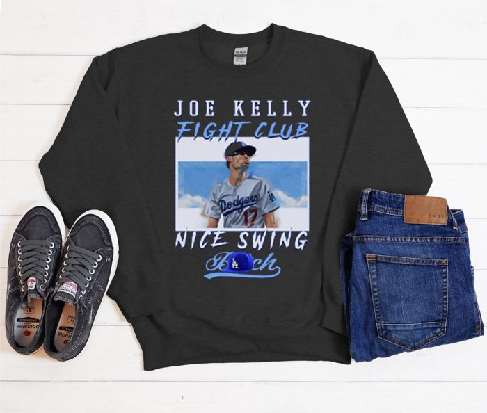 Joe kelly fight club nice swing Cool Trending Sweatshirt
