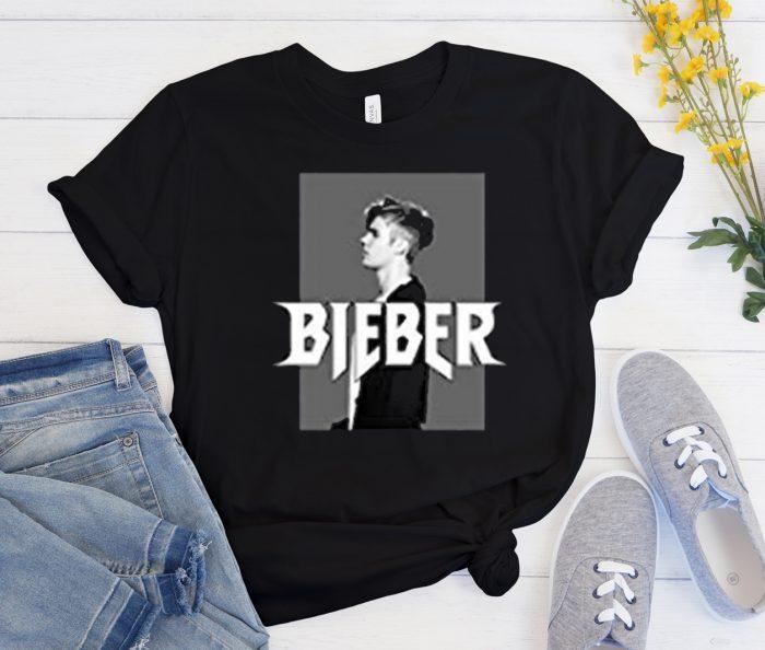 Justin Bieber Box Logo Cool Trending T Shirt