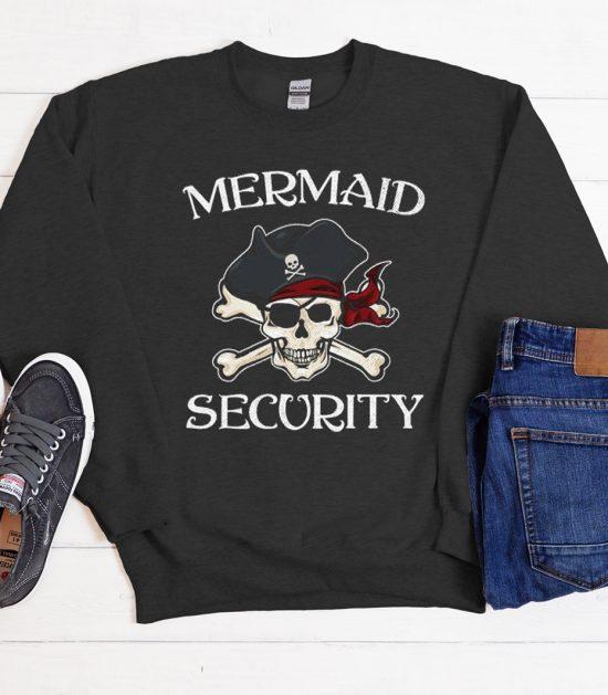 Mermaid Security - Merdad Cool Trending Sweatshirt