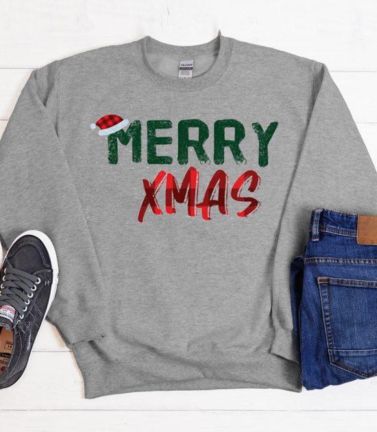 Merry Xmas Cool Trending Sweatshirt