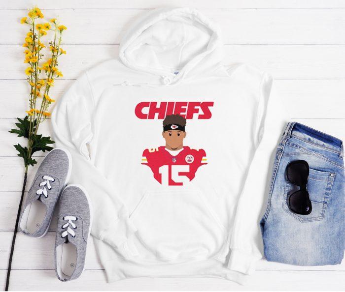 Patrick Mahomes - Kansas City Chiefs Cool Trending Hoodie