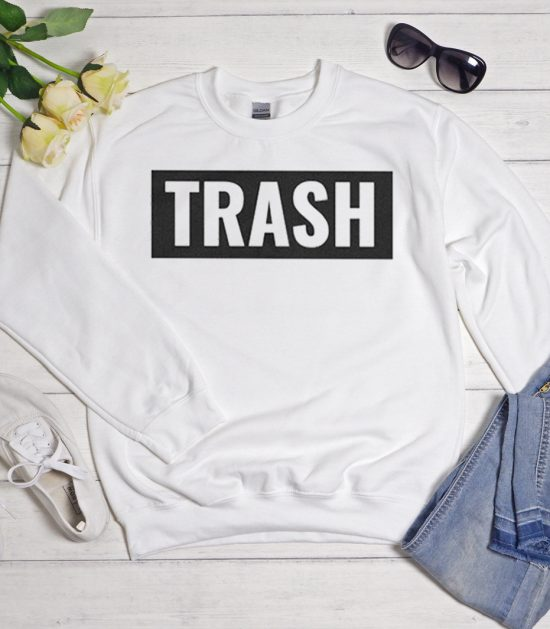 White Lie Halloween Cool Trending Sweatshirt