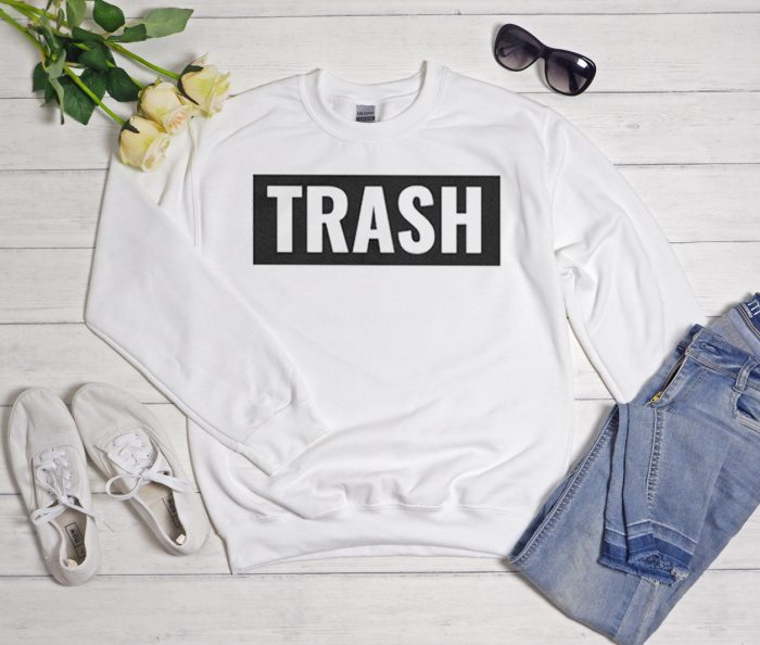 White Lie Halloween Cool Trending Sweatshirt