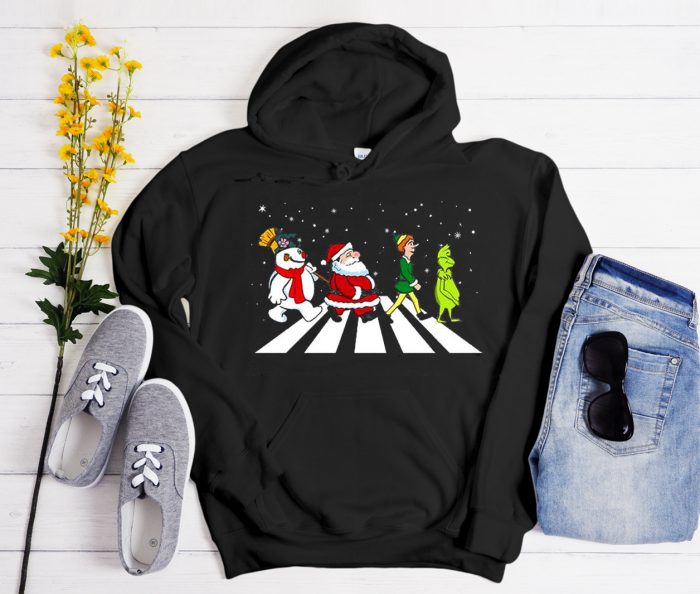 Green Stole Christmas Cool Trending graphic Hoodie