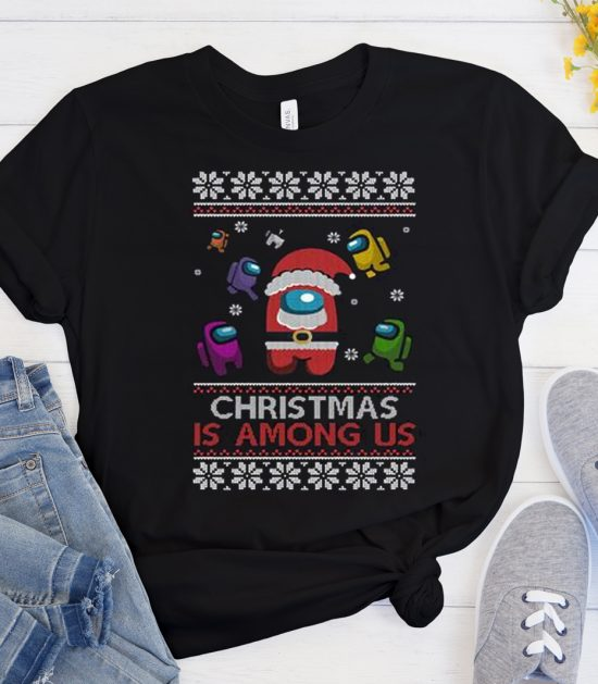 Imposter Ugly Christmas Cool Trending graphic T Shirt