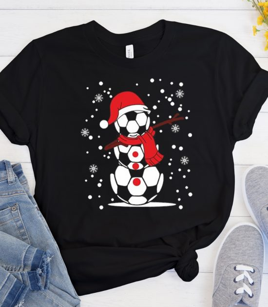 Snowman Flakes Christmas Cool Trending graphic T Shirt