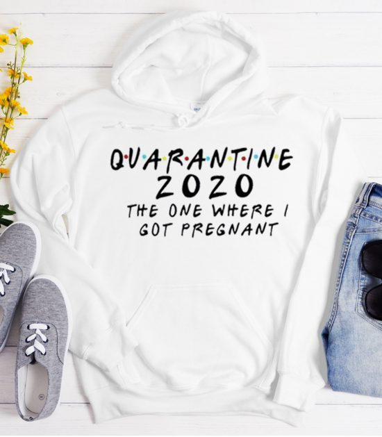 The One Where I Got Pregnant Cool Trending graphic Hoodie