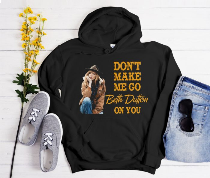 Beth Dutton Cool Trending graphic Hoodie