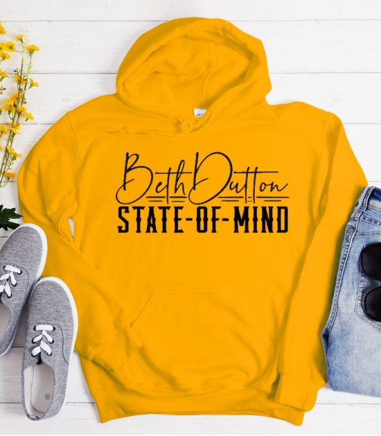 Beth Dutton - Fan Cool Trending graphic Hoodie