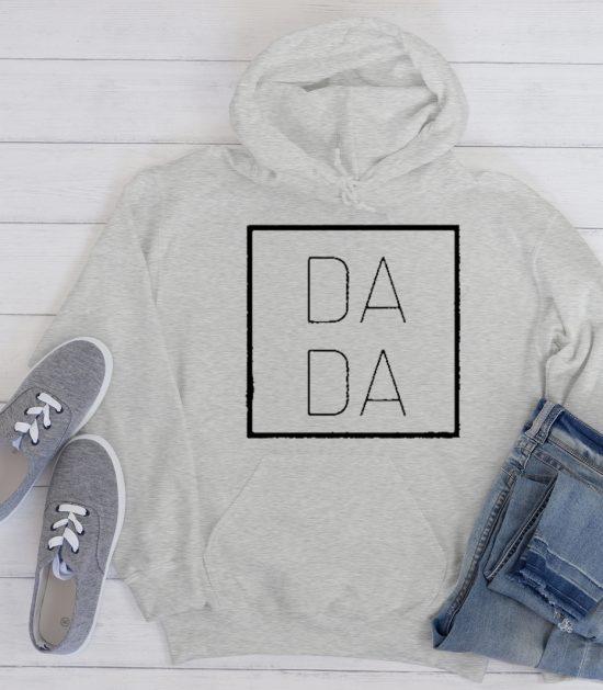 Dad - DADA graphic Hoodie