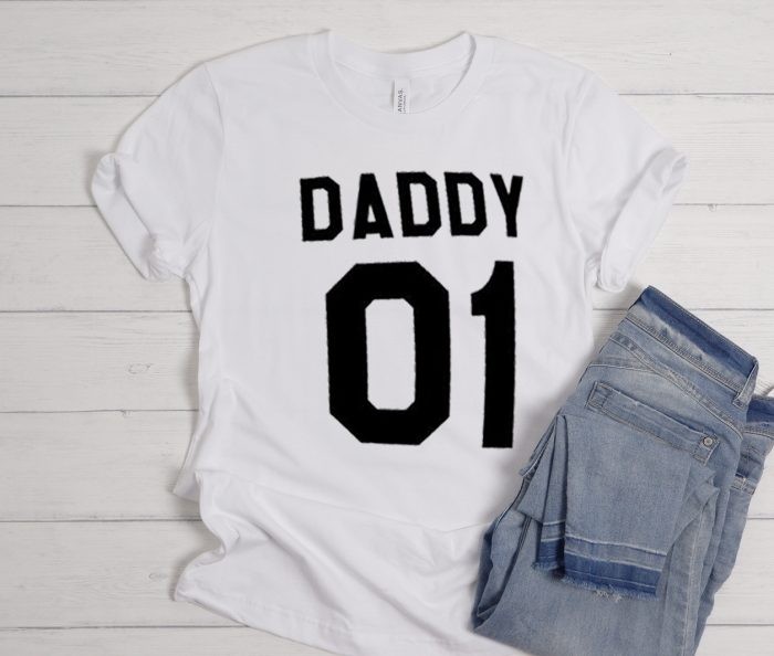Daddy 01 graphic T Shirt