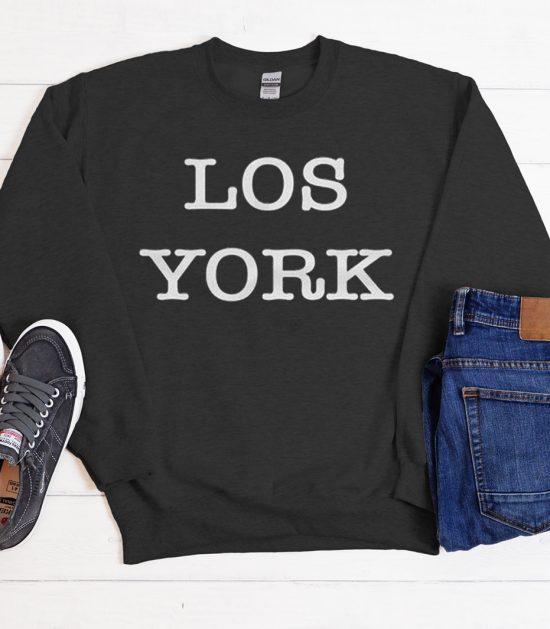 Los (Angeles, New) York Cool Trending graphic Sweatshirt