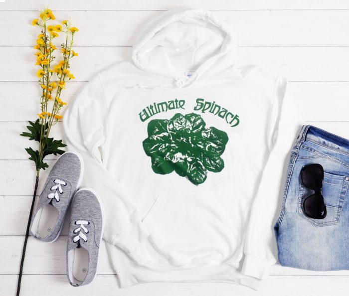 Ultimate Spinach graphic Hoodie