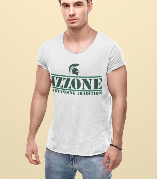 Basketball Michigan State Spartans – Izzone T-Shirt