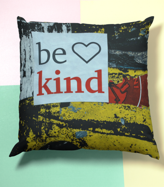 Be Kind Cute Pillow Case