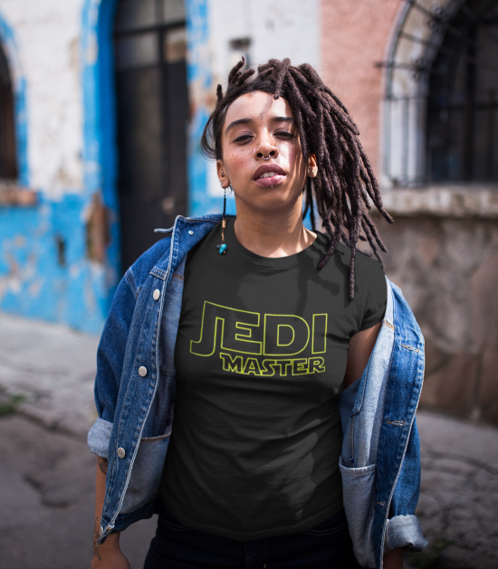 Jedi Mater Men Women Graphic T-Shirt