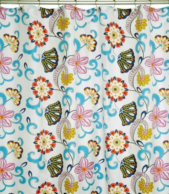 Bohemia Design Fabric Shower Curtain