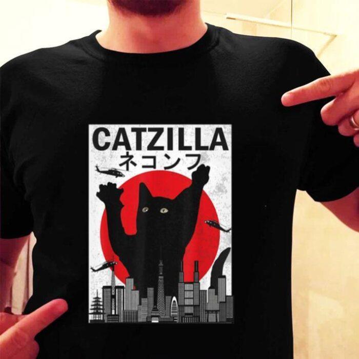 Catzilla T-shirt