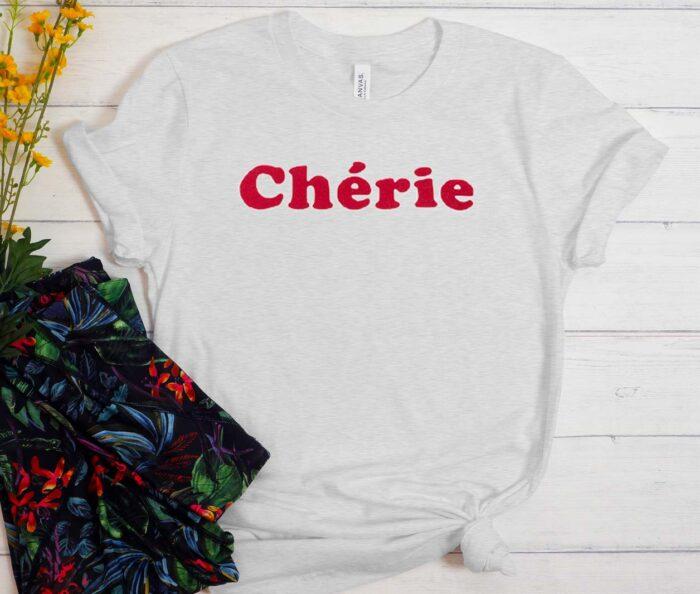 Cherie T-Shirt Style