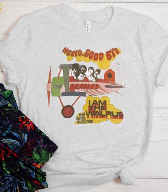 Hello Good Bye The Beatles T-shirt