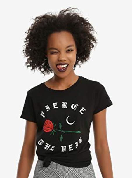 Pierce The Veil Rose T-shirt