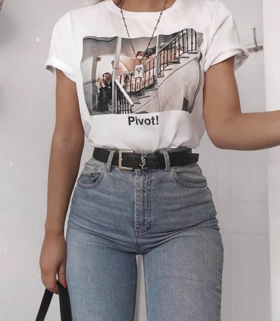 Pivot Friends T-shirt