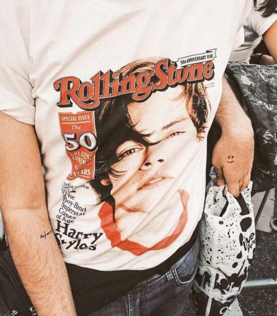 Rolling Stone Magazine T-shirt