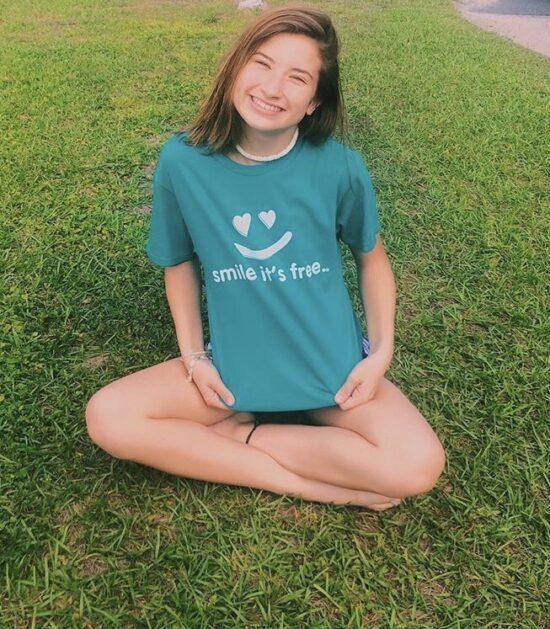 Smile it's Free T-Shirt