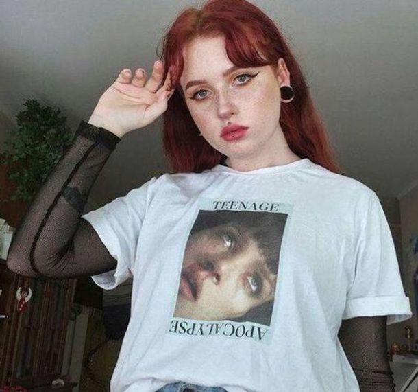 Teenage Apocalypse T-shirt