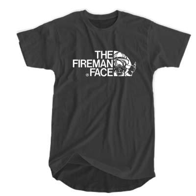 The Fireman Face T-Shirt