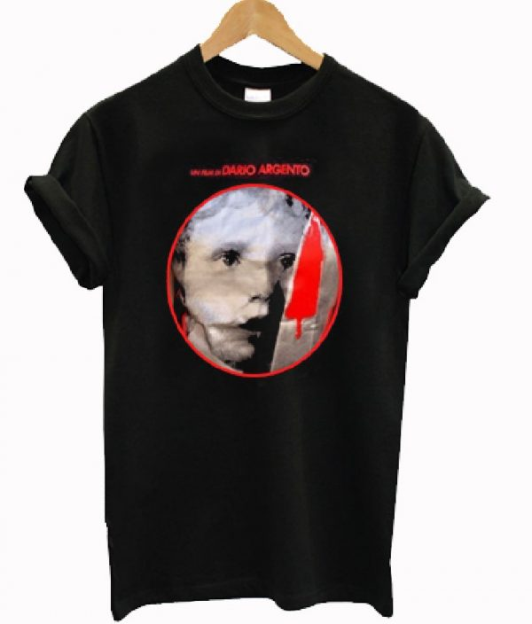 Un Film Di Dario Argento T-Shirt
