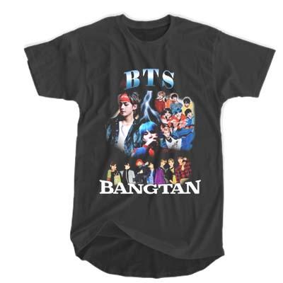Vintage BTS T-Shirt
